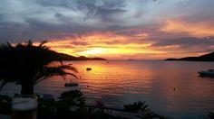 Chorwackie zachody słońca w obiektywie Cromaniaków