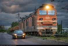 RailPictures.Net Photo: 114 Russian Railways OPE1 at Pavlovsk, Voronezh region, Russia by Ilya Semyonoff