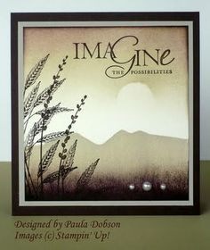 Imagine - Paula Dobson Retired Autumn set
