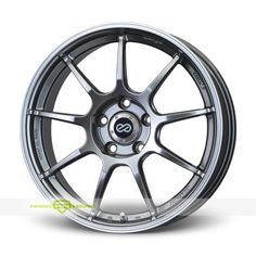 Enkei RSM9 Finish: Silver More info: http://www.wheelhero.com/customwheels/Enkei/RSM9-Silver