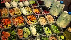 The 7-Day Shredding Meal Plan!
