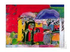 Anatolia, 1995-97 Giclee Print by Derek Balmer at Art.com