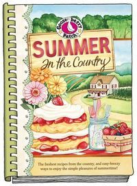 Fun cookbook and Father's Day Recipe Link up with Gooseberry Patch