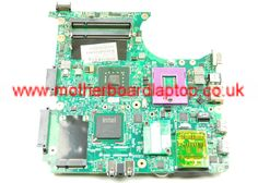 Replacement for HP 501354-001 Laptop Motherboard