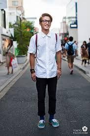 「street fashion mens japan」の画像検索結果