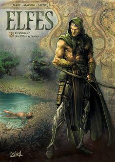 CDI - LYCEE GEN.ET TECHNOL.AGRICOLE EDOUARD HERRIOT - Elfes. 2. L'honneur des Elfes sylvains