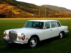 Mercedes Benz 600 - one of the most sophisticated cars to restore. Nice Car! - LGMSports.com