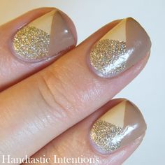 Handtastic Intentions: Work Wear Wednesdays: Inspired by The Nail Boss