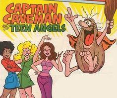 Captain Cave Man!