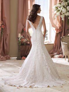 Style No. 114271 » David Tutera for Mon Cheri » wedding dresses 2013 and bridal gowns 2014 - sleeveless wedding dresses