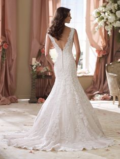 Style No. 114271 » David Tutera for Mon Cheri»wedding dresses 2013 and bridal gowns 2014 - sleeveless wedding dresses