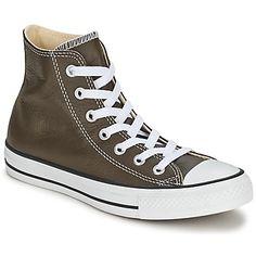 CTAS SEASON HI Braun von #Converse:SONDERRABATTE 30%, Mit seinem Schaft aus braunem Leder setzt er sich als moderner und sportlicher Schuh in Szene. #ConverseSchuhe #sneakerConverse #sneaker