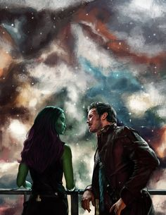 """""""Every time I look at you, I can feel something stirring inside me, like a collection of dying stars drowning beneath the waves.""""  (Guardians of the Galaxy!!)"""