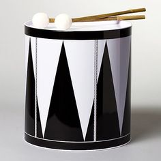 Drum canister