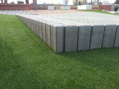 Betónové palisády