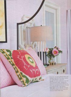 Bedroomm + Wall color