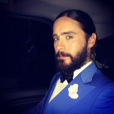 Off to the critics choice awards #SneakPeek xo via @jaredleto Related