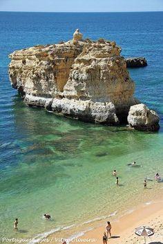 Praia de São Rafael - Algarve - Portugal