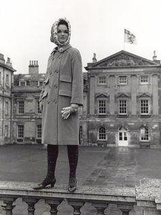 db45c61d2d Henrietta, Duchess of Bedford (when Marchioness of Tavistock) at Woburn  Abbey. Elizabethan