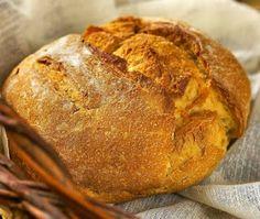 Greek Bread, Greek Cooking, Bread Bun, Greek Recipes, Yummy Recipes, Recipies, Food And Drink, Yummy Food, Buns