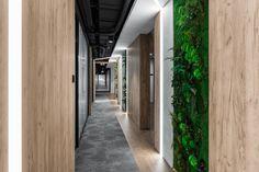 Inside ESET's Elegant New Krakow Office - Officelovin'