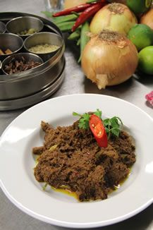 Rendang Tok Perak is one of the Perak traditional dishes. This is the MUST dish for my family during Hari Raya/Eid Mubarak. Malaysian Cuisine, Malaysian Food, Malaysian Recipes, Asian Recipes, My Recipes, Cooking Recipes, Lamb Dishes, Indonesian Cuisine, Eid Mubarak