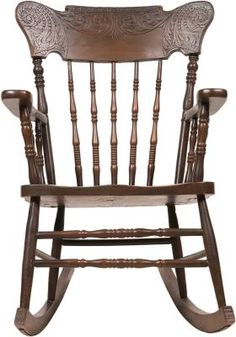 How To Fix A Squeaky Rocking Chair