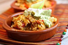 A favorite family-friendly recipe for years, this Tex Mex Chicken and Rice Casserole is easy and delicious.