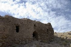 Lamiasar Castle, One of the Castles of the Assassins in Alamut Valley, Iran