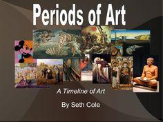 Periods of Art slideshow