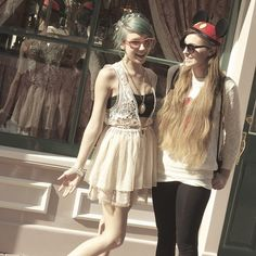 Kalel Kitten & CutiePieMarzia, my favorite girls on YouTube <3