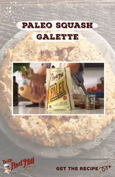 Did someone say paleo dinner recipes for the whole family? This healthy and easy-to-make squash galette is sure to be a hit and keeps clean eating fun. Check out more of Bob's Red Mill's family friendly dinners here: Paleo Recipes Easy, New Recipes, Paleo Dinner, Dinner Recipes, Galette Recipe, Bobs Red Mill, Paleo Breakfast, Paleo Dessert, Healthy Fats