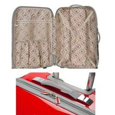 @Overstock - The Rockland Hardside upright luggage set features a hard-shell design that combines the strength of ABS with the lightness of polycarbonate. This luggage has a 360-degree spinner wheel system, to assist the mobility of today's elite traveler. http://www.overstock.com/Luggage-Bags/Rockland-Atlantis-3-piece-Hardside-Spinner-Luggage-Set/5829771/product.html?CID=214117 Add to cart to see special price