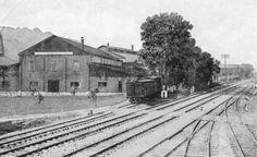 Canonsburg PA Iron & Steel plant, 1926