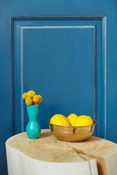 Yellow & turquoise are a perfect couple! Yellow Turquoise, Perfect Couple, Architecture Details, Decorative Bowls, Contrast, Art Deco, Home Decor, Style, Swag
