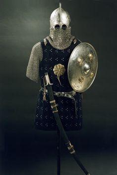 Russian Armor - Royal Blue