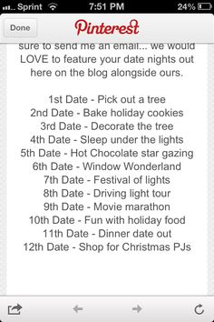 cute christmas date ideas for the family or an actual date night Holiday Parties, Holiday Fun, Christmas Date, Christmas Ideas, Christmas Activities, Cute Date Ideas, Under The Lights, Layout, Funny Dating Quotes