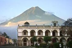 Guatemala. It's my goal to travel there in 2013 with my hubby.