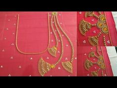 Hi friends I AM RASHMI () WELCOME to Trendieviera Costume I love to doing intresting and easy designing ideas. Cutwork Blouse Designs, Patch Work Blouse Designs, Wedding Saree Blouse Designs, Maggam Work Designs, Hand Work Blouse Design, Simple Blouse Designs, Hand Embroidery Videos, Bead Embroidery Patterns, Flower Embroidery Designs