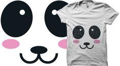 my cute #panda #qwertee tshirt