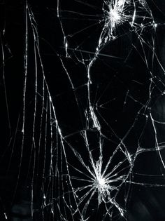 Shattered Glass by Tommaso Sartori Cracked Wallpaper, Broken Screen Wallpaper, Shattered Glass, Broken Glass, Glass Photography, Broken Mirror, Cracked Screen, Glass Art, Photo And Video