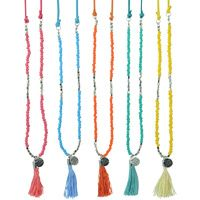 Tassel Necklace - SOLD OUT