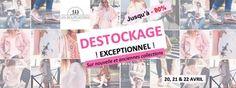 Stockverkoop Les Bourgeoises  -- Sint-Genesius-Rode -- 20/04-22/04