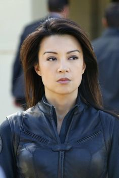 Ming-Na Wen in Agents of S.H.I.E.L.D.