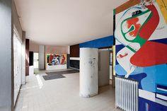 Le Corbusier's Role (the murals) in the Controversy Over Eileen's Gray's E.1027 - WSJ.com