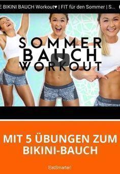 Mit 5 Übungen zum Bikini-Bauch | eatsmarter.de