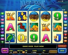 Are you hot enough to try Dolphin Treasure from Aristocrat slots? Try the adventures of free slots online play before risking your money! Free Slots, Some People Say, Slot Online, Slot Machine, Dolphins, Rock Bands, Play, Zombies, Albums