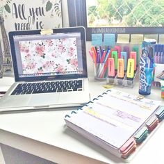 Study in a lovely way  ^_^