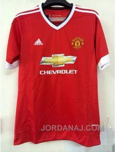 http://www.jordanaj.com/1516-manchester-united-home-jersey-whole-kitshirtshortsock.html 15-16 MANCHESTER UNITED HOME JERSEY WHOLE KIT(SHIRT+SHORT+SOCK) Only $85.00 , Free Shipping!