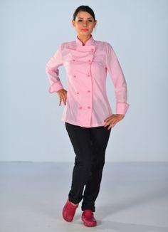 veste cuisine femme | besma | pinterest | cuisine and roses - Blouse De Cuisine Femme